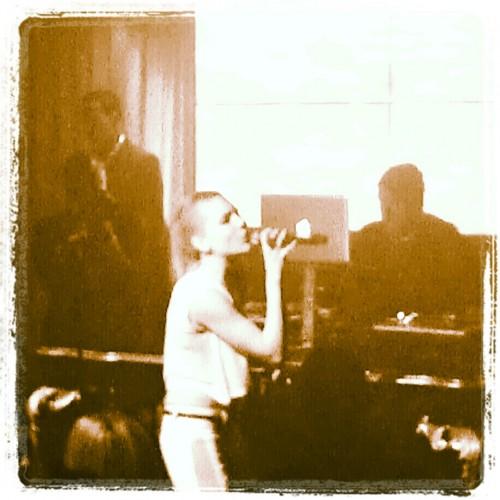 Фото с выступления Skylar Grey в Paris Club 29.04.2012