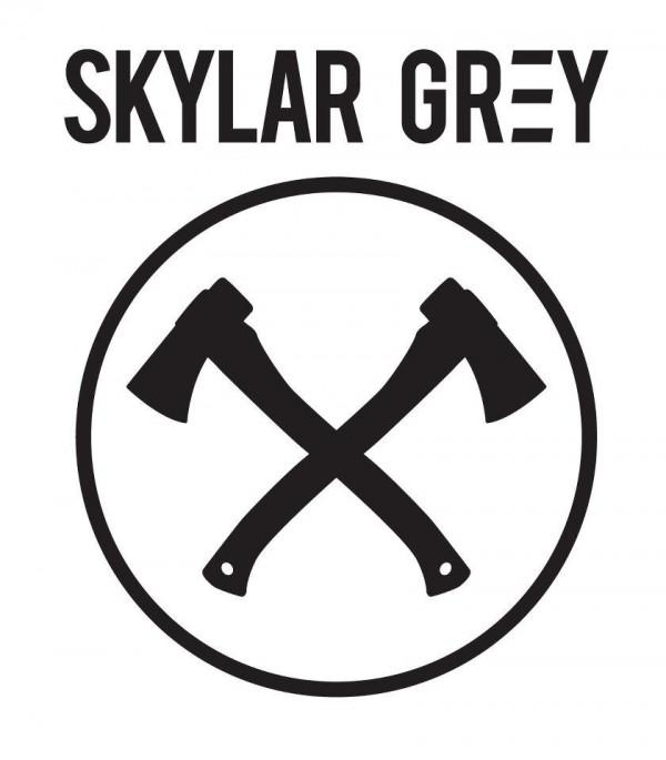 Новый официальный логотип Skylar Grey
