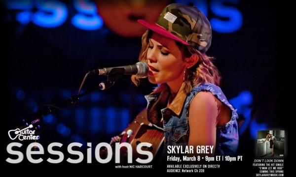 Интервью Skylar Grey с Guitar Center, 2013