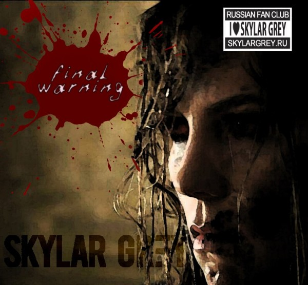 Skylar Grey - Final Warning (Russian Cover)