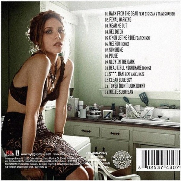 Don't Look Down Track List Deluxe Version