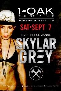 Skylar Grey 1 OAK