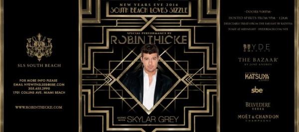 Skylar Grey выступит на NEW YEAR'S EVE в Майами