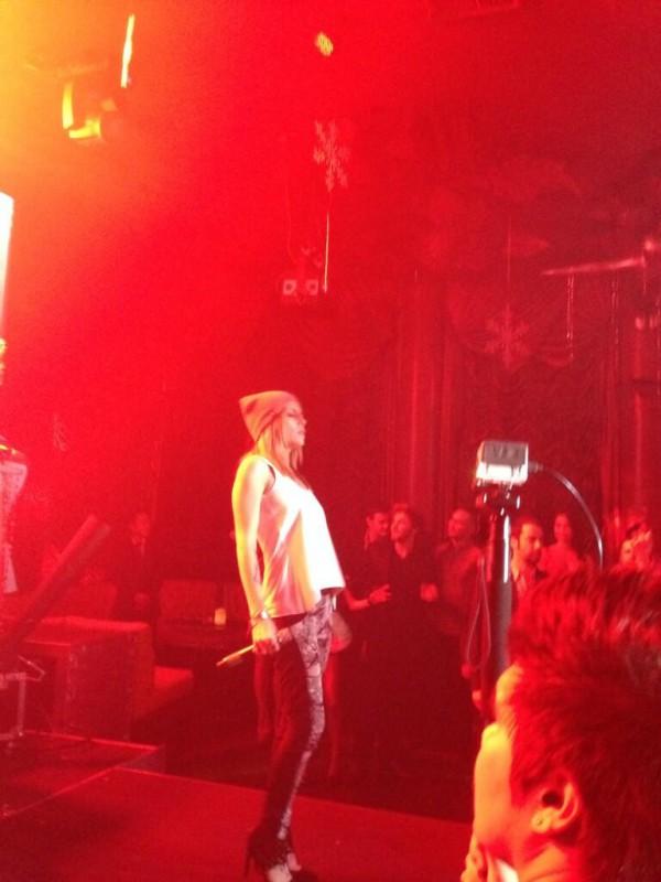 Skylar Grey 23 декабря 2013 в Лас-Вегасе