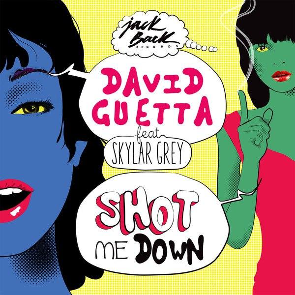 Мировая премьера: David Guetta feat. Skylar Grey – Shot Me Down