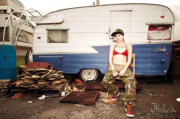 Skylar Grey Woodrat Inked интервью 2014