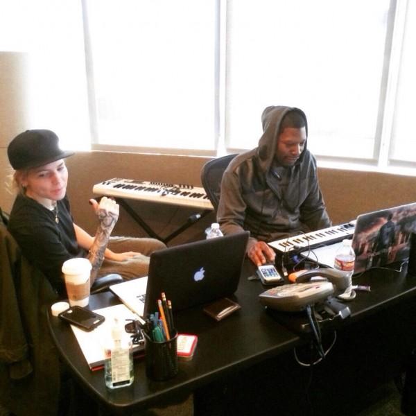 Skylar Grey и продюсер Symbolyc One работают над новым альбомом