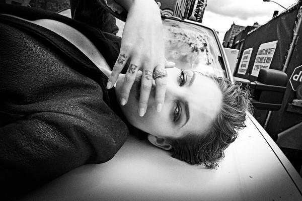 Новое-старое фото #SkylarGrey от фотографа Кеннета Уиллорда. 2013 год.