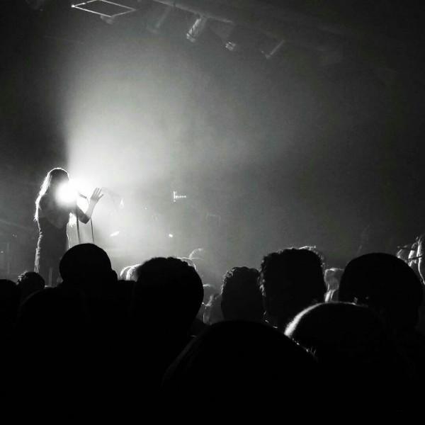 Skylar Grey 12 апреля, 2016. Чикаго, Иллинойс. Bottom Lounge.