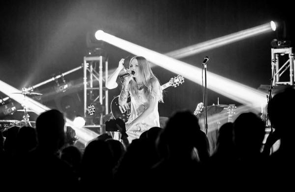 Skylar Grey 15 апреля, 2016. Нашвилл, Теннесси, 3rd & Lindsley Фотограф: Jill Justus-Foran.